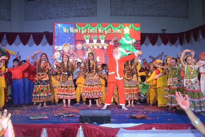 Dr RM Saha Global School-Event Celebration