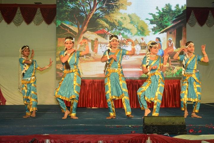 Dr RM Saha Global School-Cultural Dance
