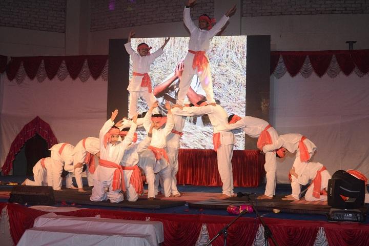 Dr RM Saha Global School-Events Function