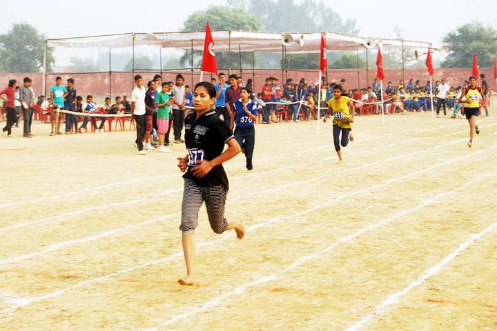 Dr RM Saha Global School-Sports