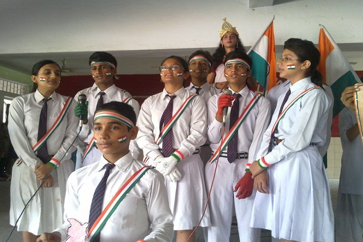 Dr Rizvi Learners Academy-Events independance day