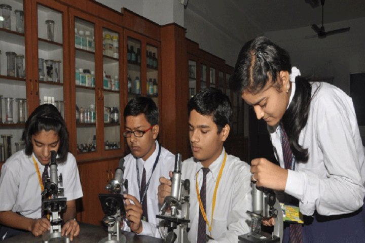 Dr Rizvi Learners Academy-Laboratory biology