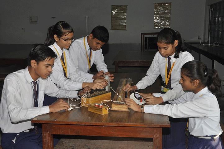 Dr Rizvi Learners Academy-Laboratory physics