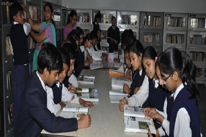 Dr Rizvi Learners Academy-Library with reading room