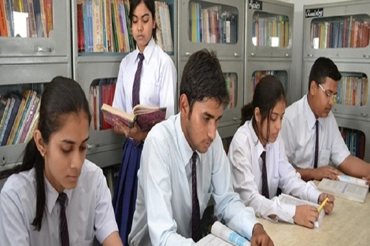 Dr Rizvi Learners Academy-Library