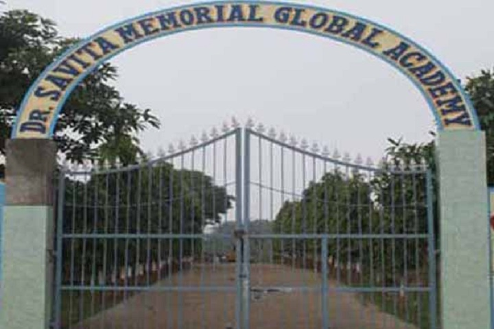 Dr Savita Memorial Global Academy-Main Gate