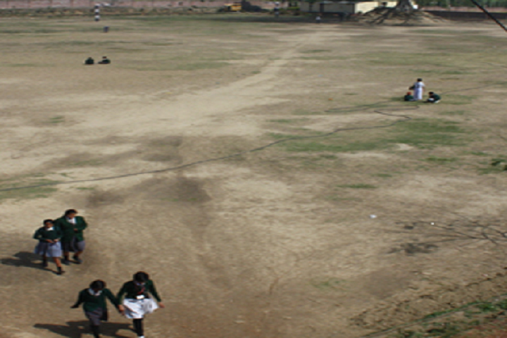 Dr Savita Memorial Global Academy-Playground