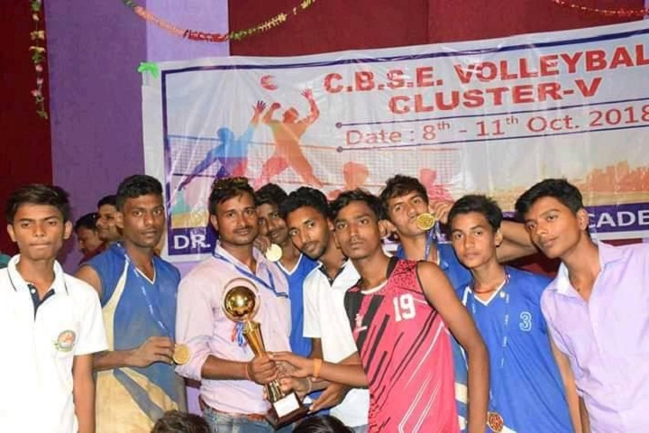 Dr Savita Memorial Global Academy-Volley Ball Cluster