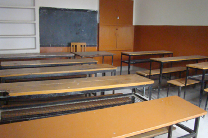 Dr Savita Memorial Global Academy-classroom