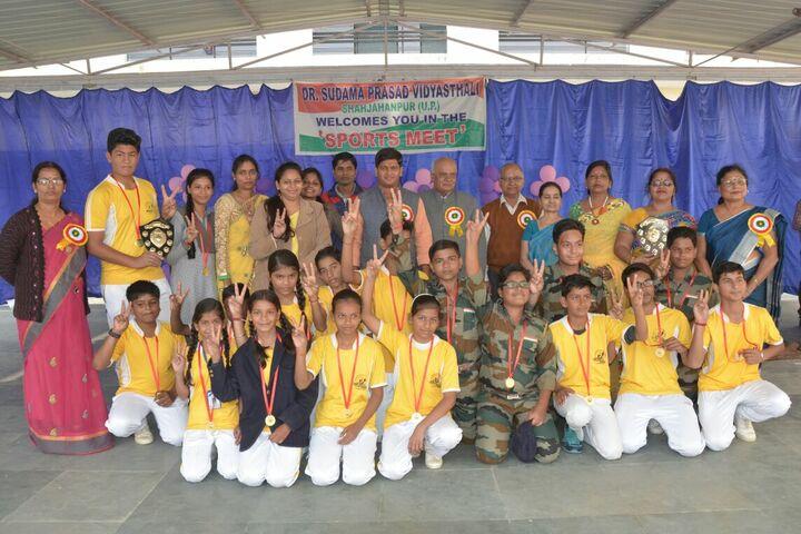 Dr Sudama Prasad Vidyasthal-Sports Meet