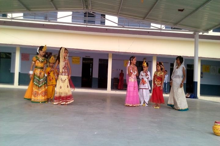 Dr Sudama Prasad Vidyasthal-Dance Performance