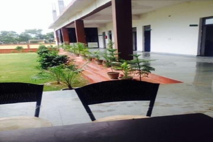 Dsb International School-Campus View