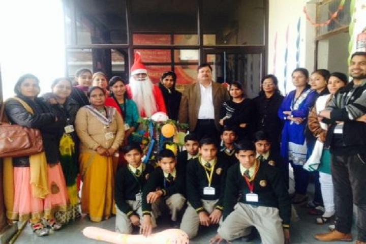 Dsb International School-Christmas Party