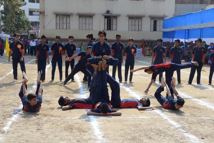 Sharons Public School-Athletics