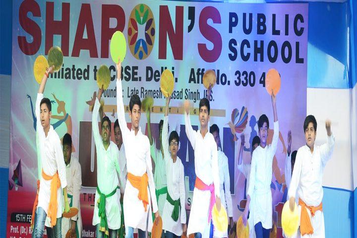 Sharons Public School-Dance Performance