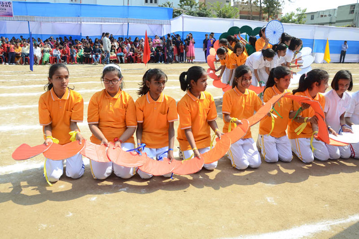 Sharons Public School-Independence Day