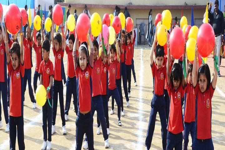 Sharons Public School-Sports Day