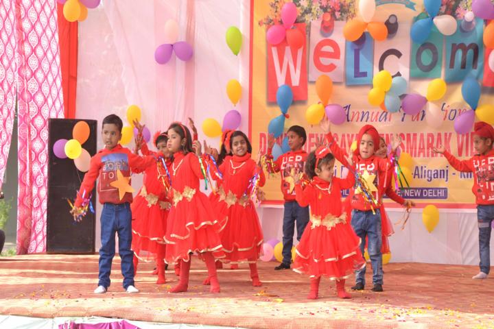 Dunni Devi Gayadeen Smarak Vidhyalaya-Annual Function