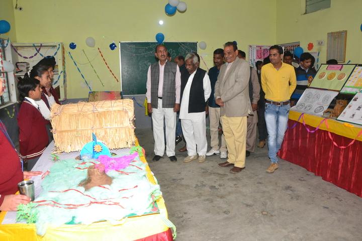 Dunni Devi Gayadeen Smarak Vidhyalaya-Exhibition