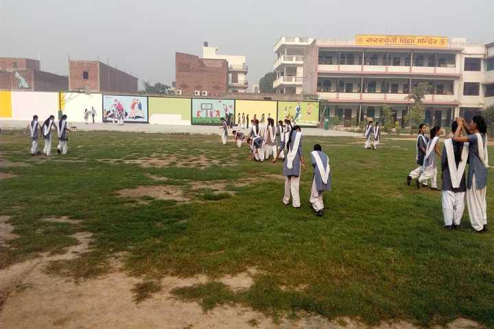 Durgawati Hemraj Tah Saraswati Vidya Mandir-Campus