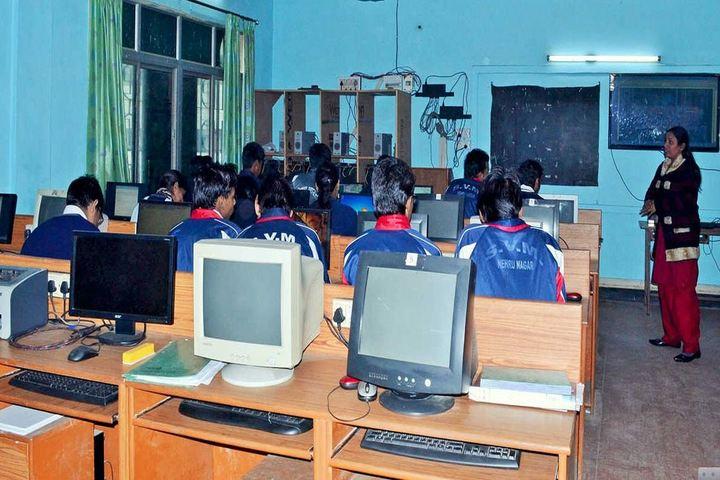 Durgawati Hemraj Tah Saraswati Vidya Mandir-Computer Lab