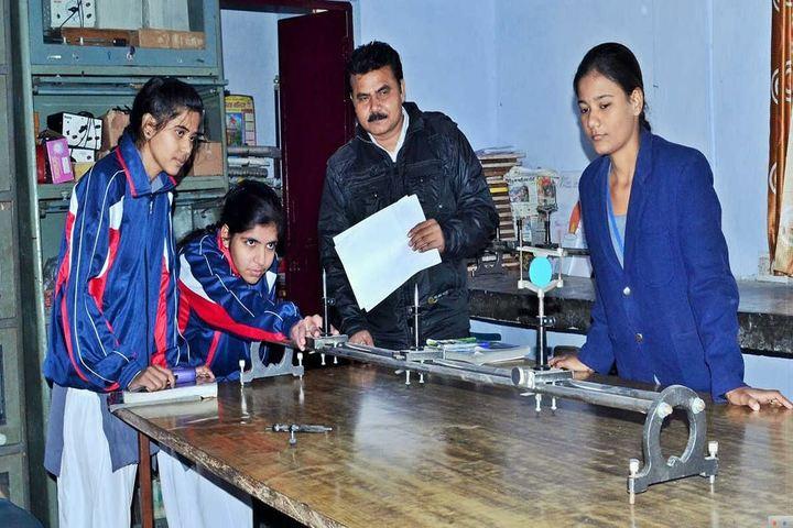 Durgawati Hemraj Tah Saraswati Vidya Mandir-Physics Lab