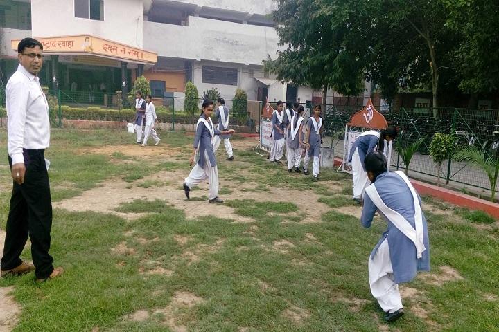 Durgawati Hemraj Tah Saraswati Vidya Mandir-Cleaning