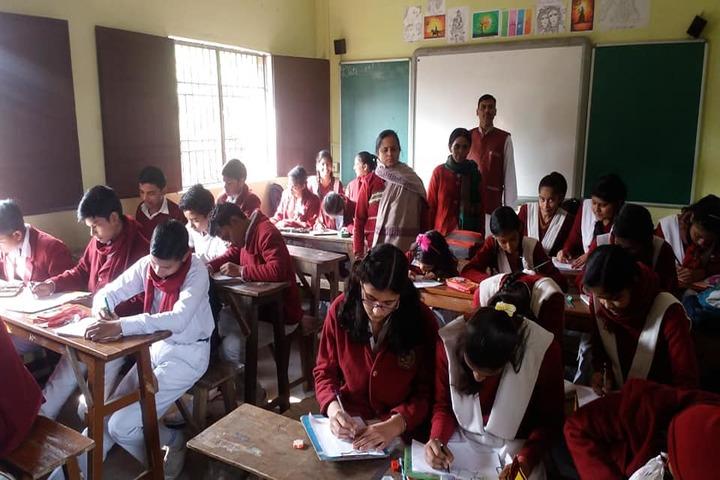 Sharshwati Shishu Vidya Mandir Chapra-Classroom