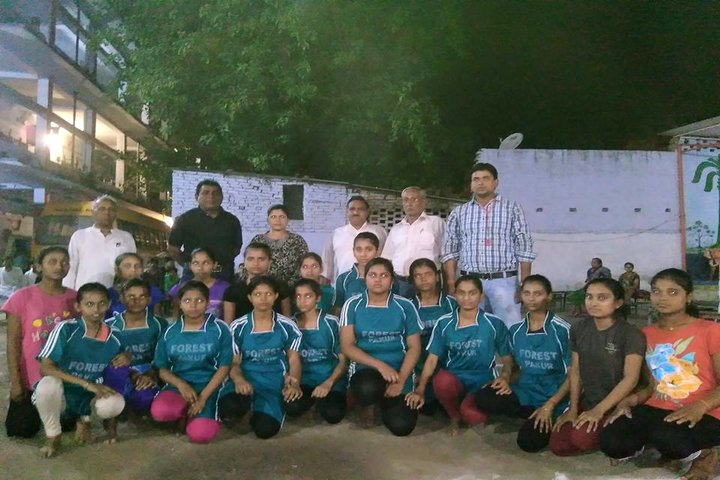 Sharshwati Shishu Vidya Mandir Chapra-Sports