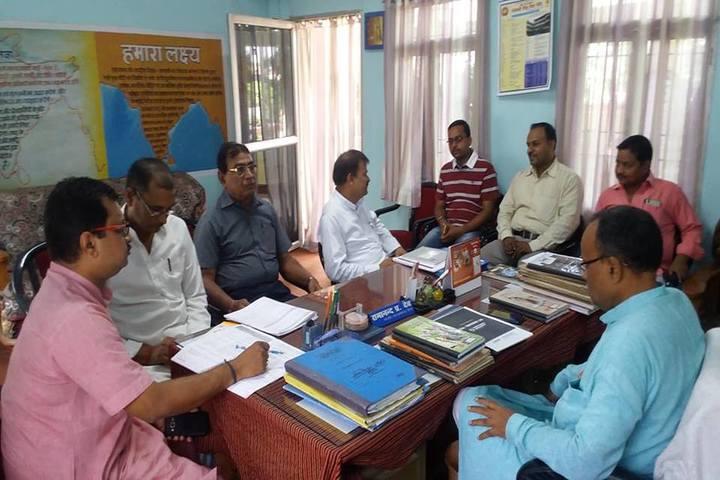 Sharshwati Shishu Vidya Mandir Chapra-Staffroom
