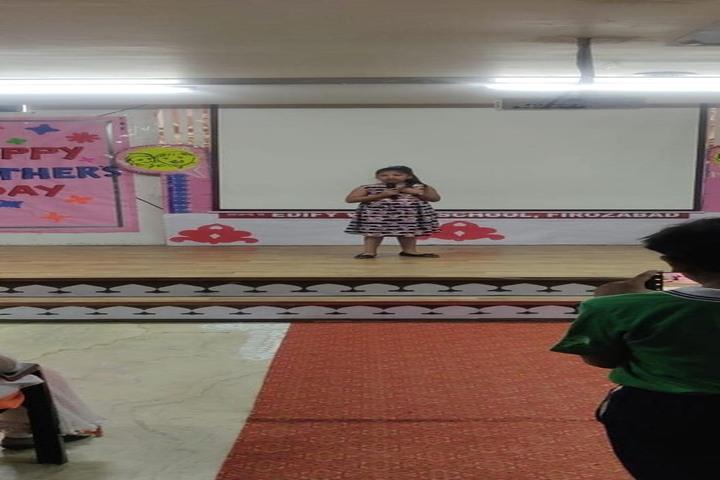 Edify World School Firozabad-Teachers day celebrations