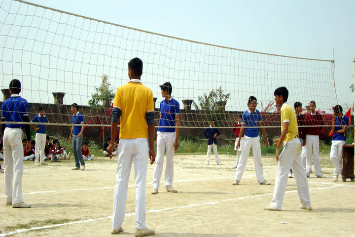 Einstein Public School-Volley Ball