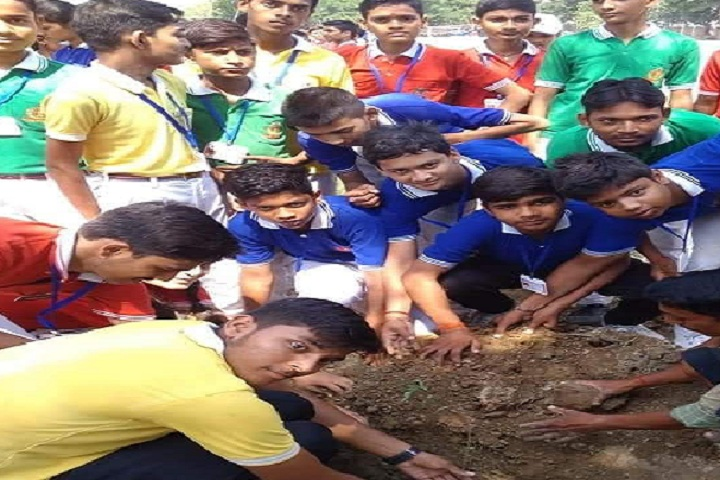 Einstein Public School-World Environment Day