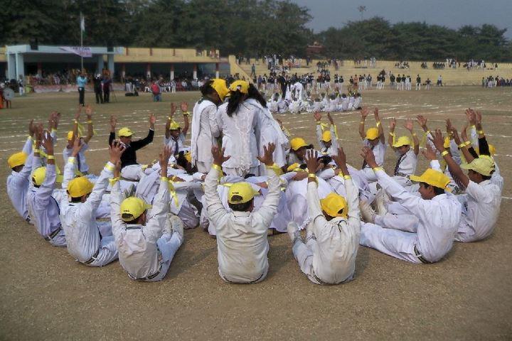 Shatabdi Public School-Dance