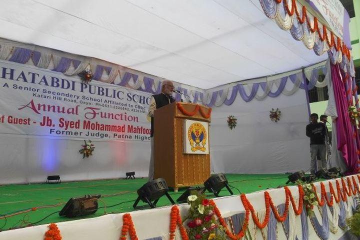 Shatabdi Public School-Event