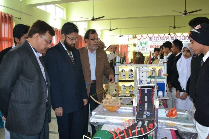 Shatabdi Public School-Exhibition