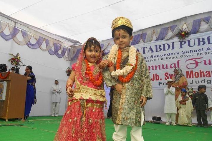 Shatabdi Public School-Fancy Dress
