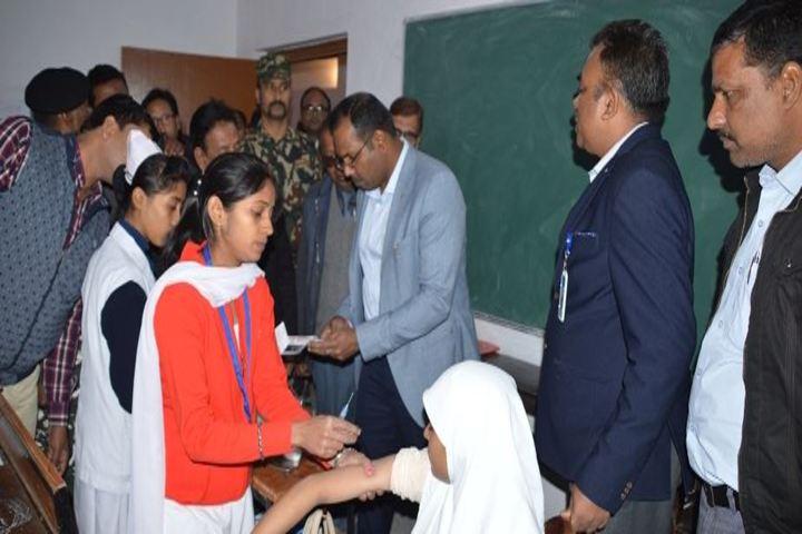 Shatabdi Public School-Medical Camp