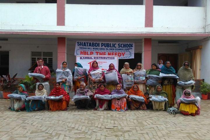 Shatabdi Public School-Poor People