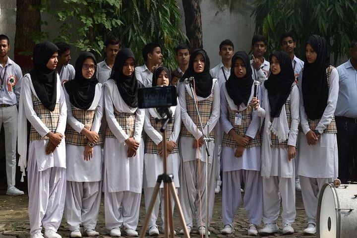 Shatabdi Public School-Singing