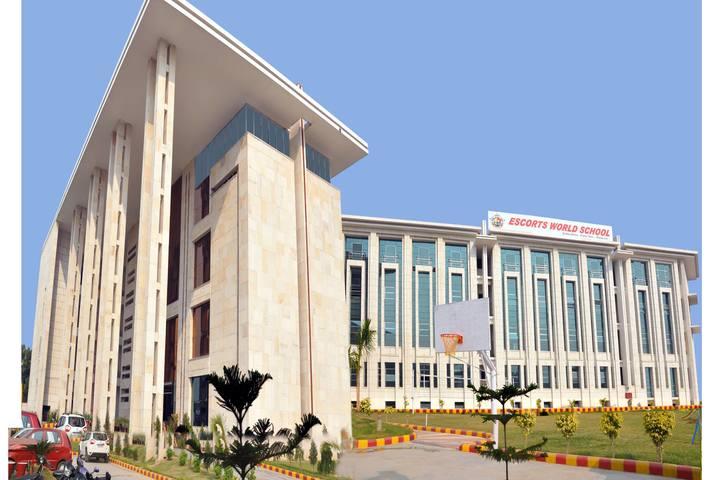Escorts World School-Campus View
