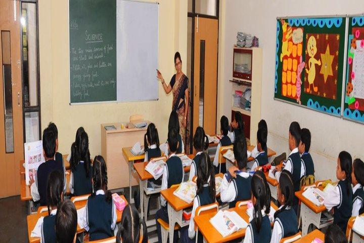 Escorts World School-Classroom