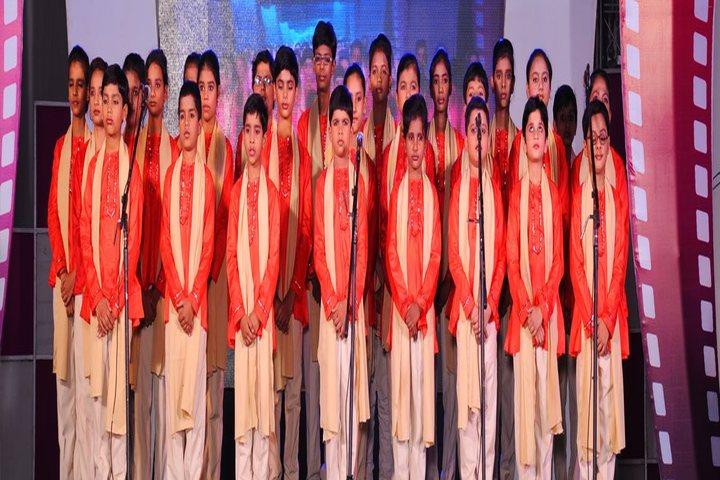 Escorts World School-Singing