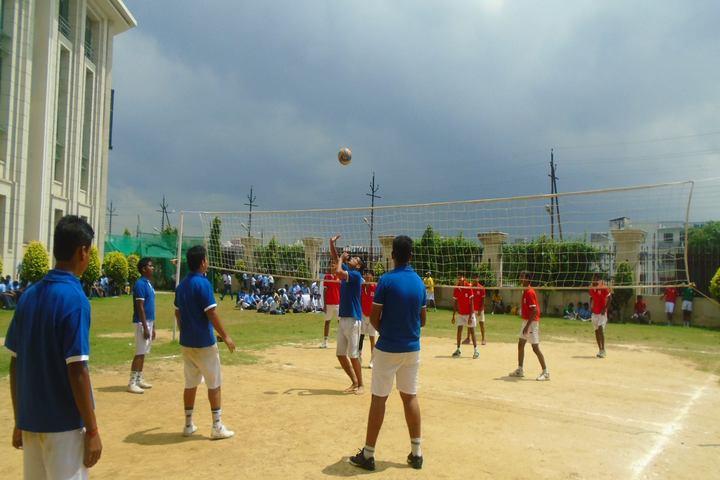 Escorts World School-Sports