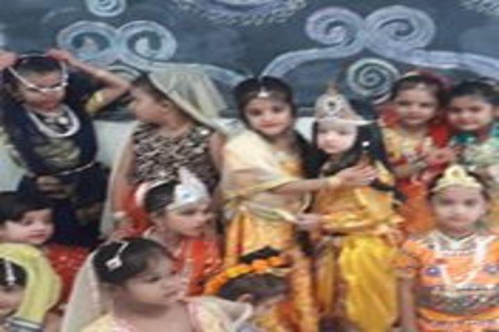 Ess Ess Convent School-Krishnastami Celebrations