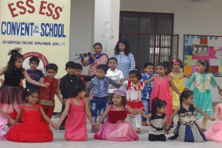 Ess Ess Convent School-Mothers Day Celebrations