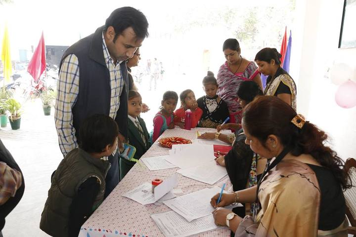 Ess Ess Convent School-Parenting and Drawing Competetion