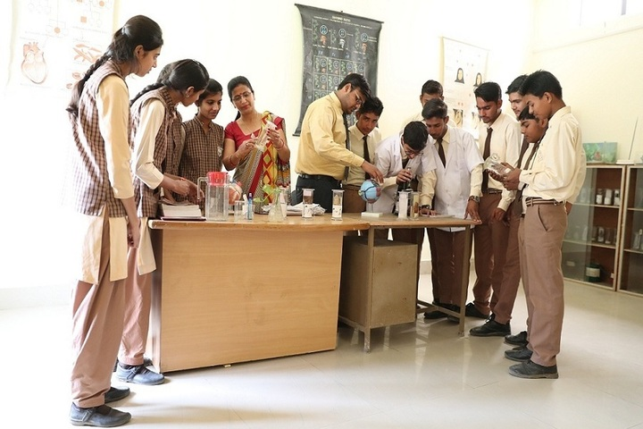 Fatherson Public School-Biology Lab