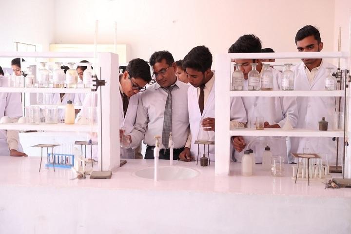 Fatherson Public School-Chemistry Lab