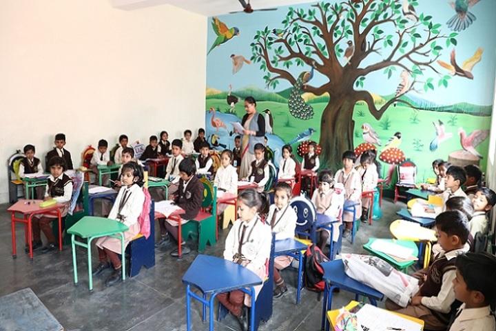 Fatherson Public School-Classroom